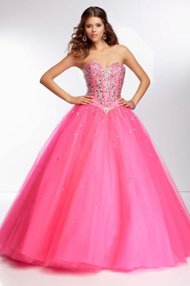2014 Passionate Sweetheart A Line Prom Dresses Beaded Bodice Lace Up ...