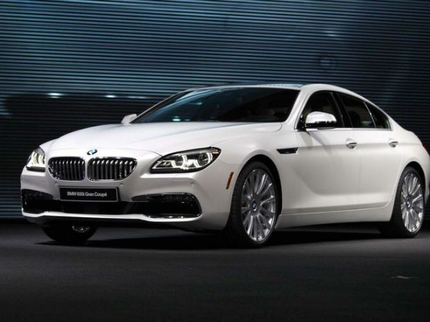 2016 Bmw 6 Series White Bmw 6 Series Bmw Bmw White