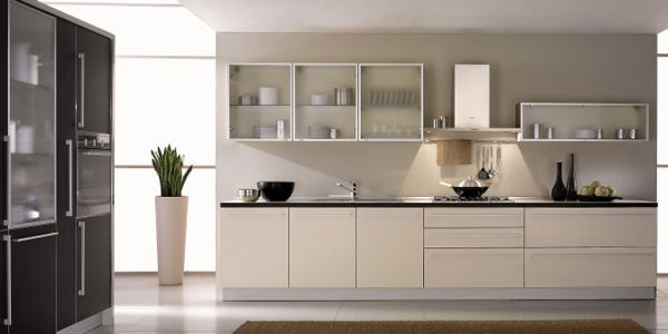 Glass Kitchen Cabinet Doors, What Is The Latest Style Of Kitchen Cabinets