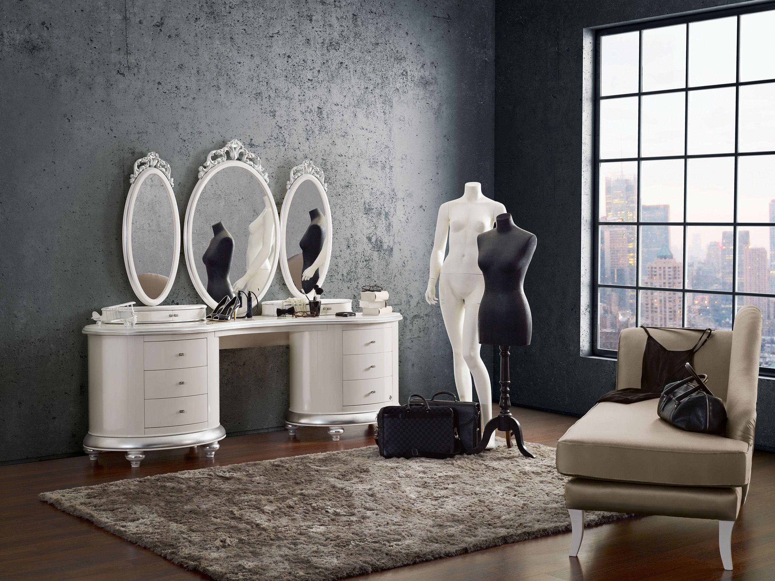 Venezia dressing table  Jetclass | Real Furniture Luxury Interior Design