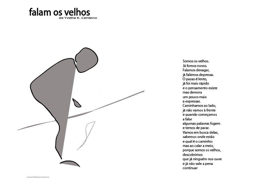 Desenhos  Nus Poemas - vi