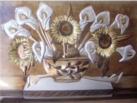 artesanías, Cuadros, México, repujado- artesanum com | ESTAÑO ...