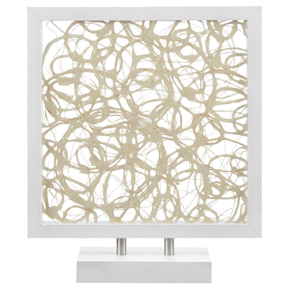 Atelier - Moderna - Framed handmade paper art/SCULPTURES & DECOR/HOME ACCENTS/SHOP BY PRODUCT/ATELIER BOUCLAIR|Bouclair.com