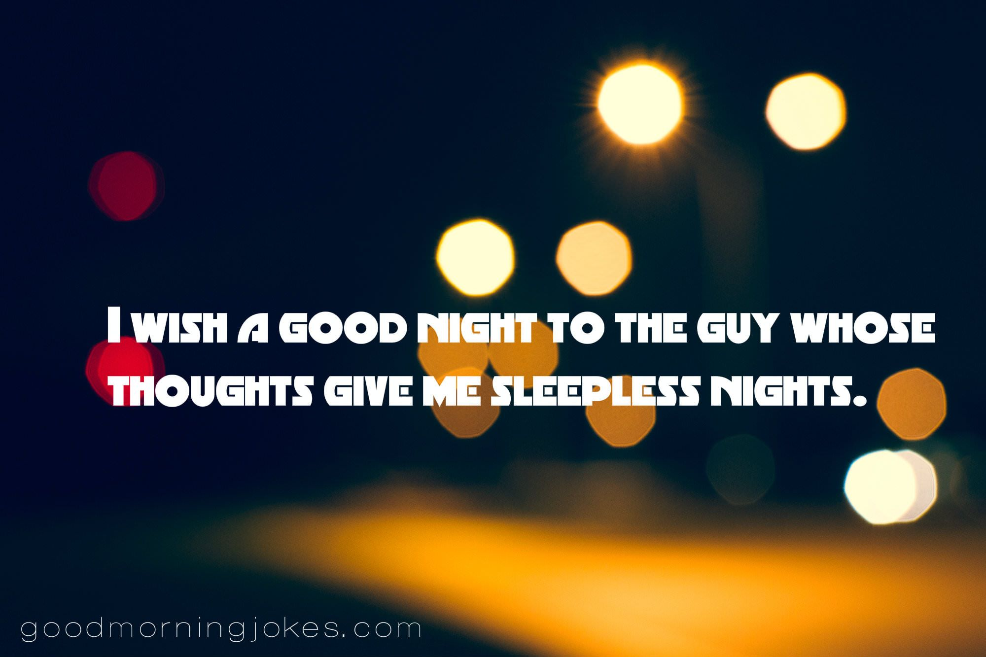 Flirty Goodnight Memes For Him