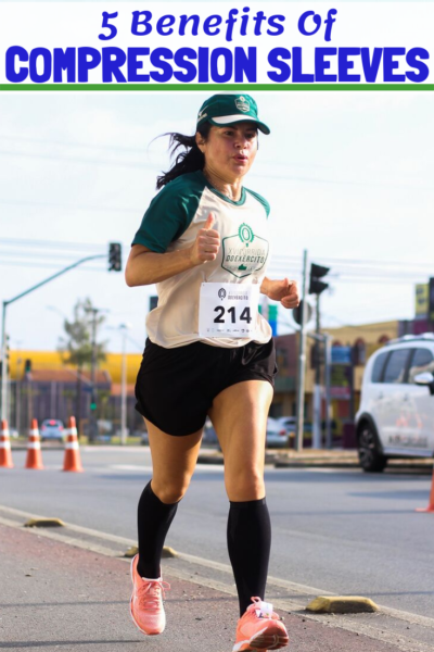 Why runners wear compression sleeves! Read the science behind compression sleeves, the best brands t...