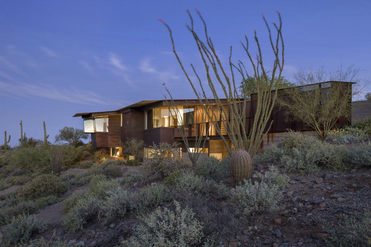 Desert Homes Desert homes, Floating house, Real estate usa