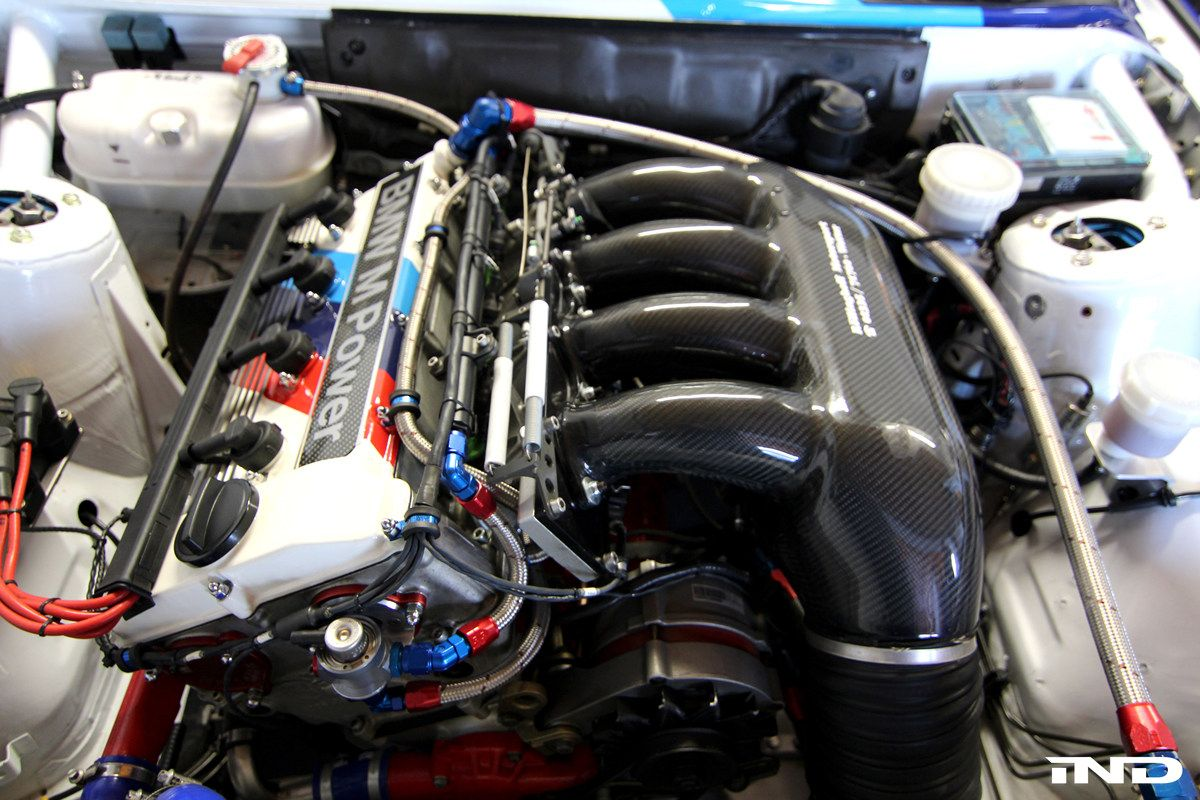BMW E30 M3 DTM full-spec 360hp 2 5-liter S14 Engine | BMW E30 M3