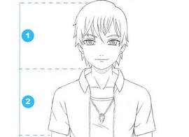 Rostro Humano Como Dibujar Un Hombre Facil Paso A Paso Como Dibujar Hombre Anime Anime Rostros Como Dibujar Cuerpo