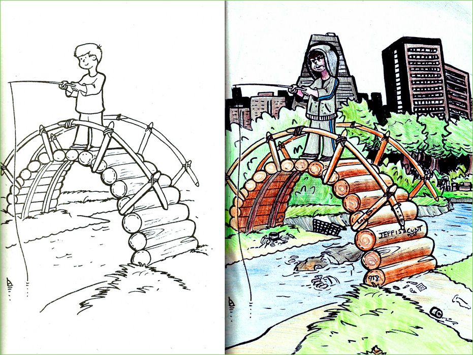 Explore Coloring Books Bridge And More