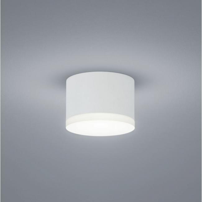 Helestra PALA Deckenleuchte LED Weiß 15\/162907 Свет Pinterest - led deckenleuchte küche