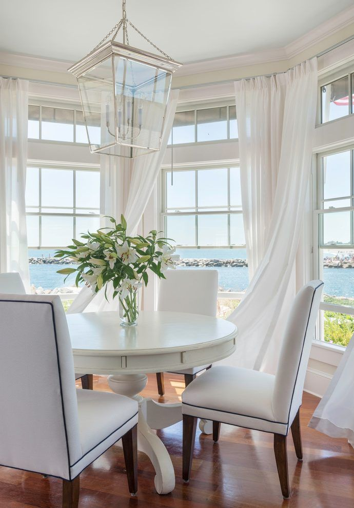 Image Result For Sunroom Sheer Curtains Beach House Interior