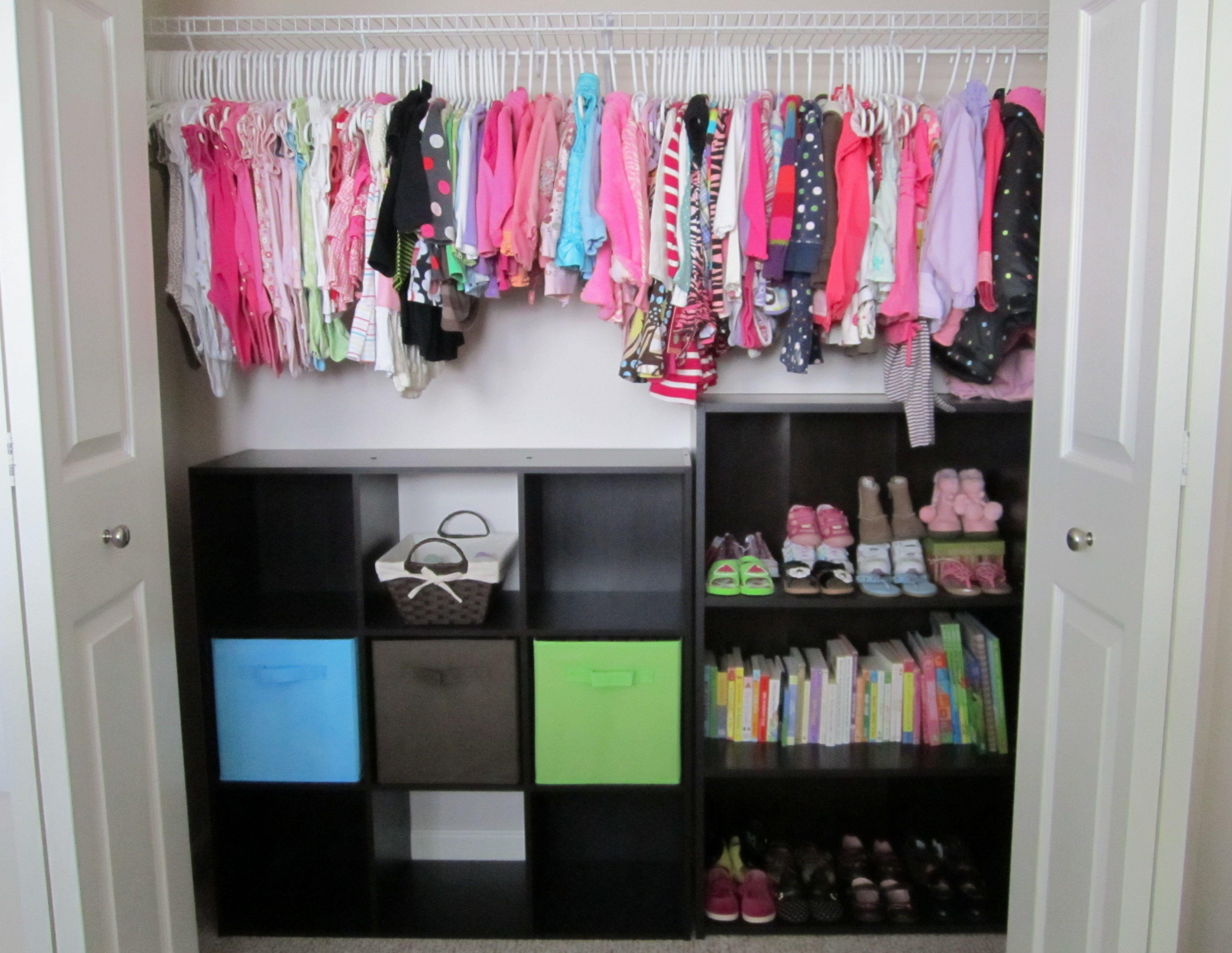Closet organization - http://www.target.com/p/3x3