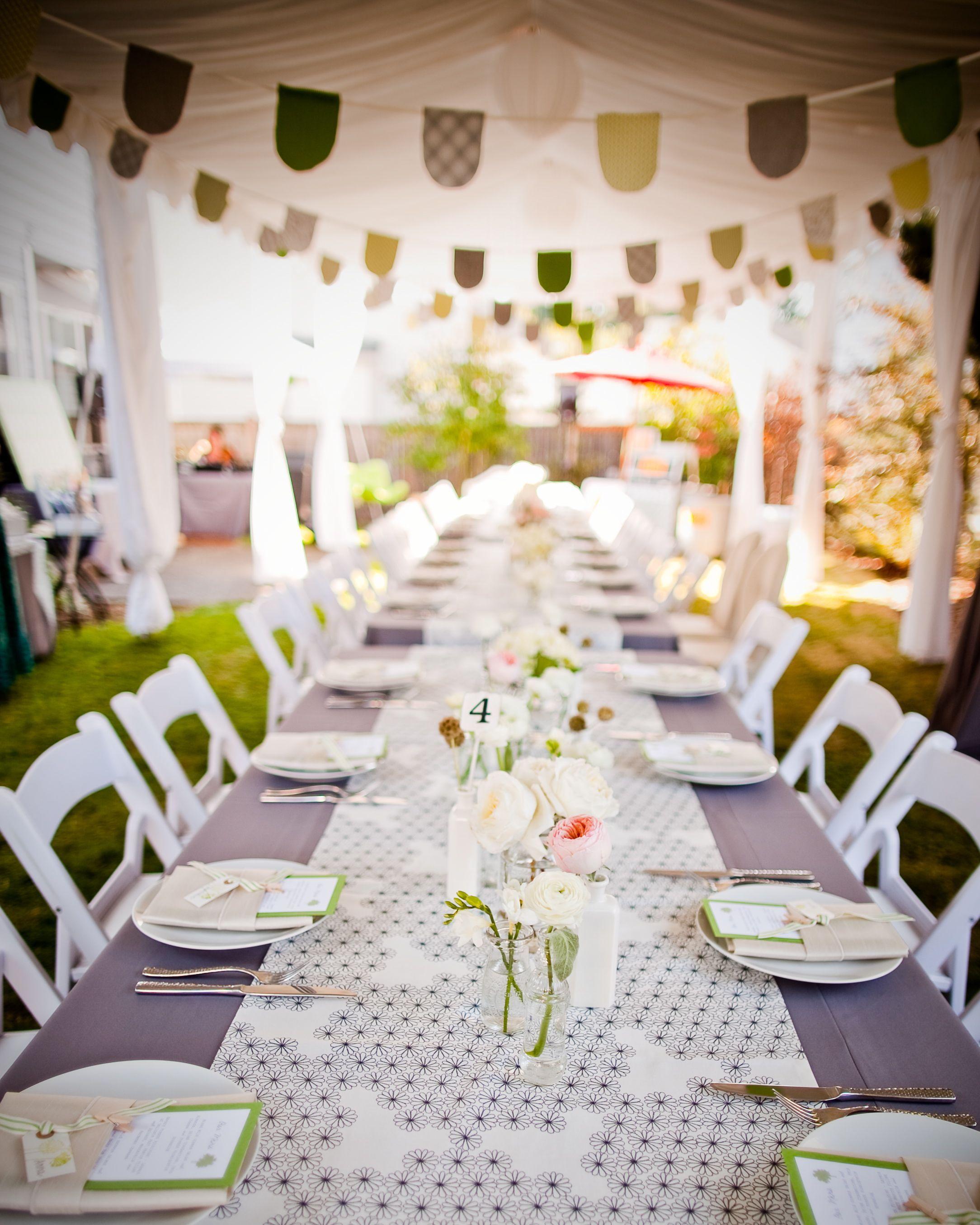 wedding design backyard vow renewal simply wed vow renewal