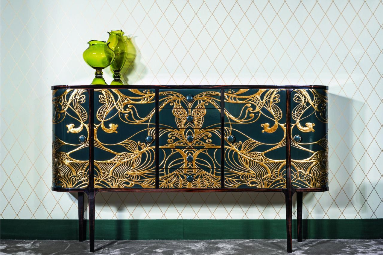 modern art nouveau furniture. Furniture-meubles Modern Art Nouveau Furniture I