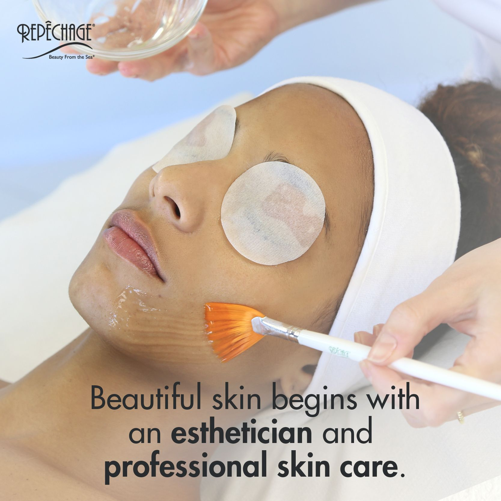 Beautiful Skin Begins With An Esthetician And Professional Skin Care Professional Skin Care Products Organic Skin Care Recipes Skin Care