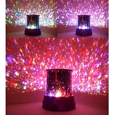 Star Beauty Starry Sky Projector Night Light 3xaa Usb Random Color Usd 10 19 Led Night Lamp Night Light Night Lamps