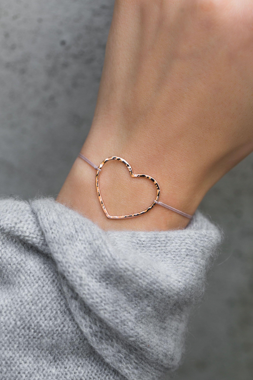 A shiny heart as big as yours ❤️ #heart #love #jewellery #bracelets #newone