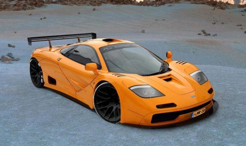 1992-98 mclaren f1 (243 mph) #mclarenf1 | mclaren | pinterest