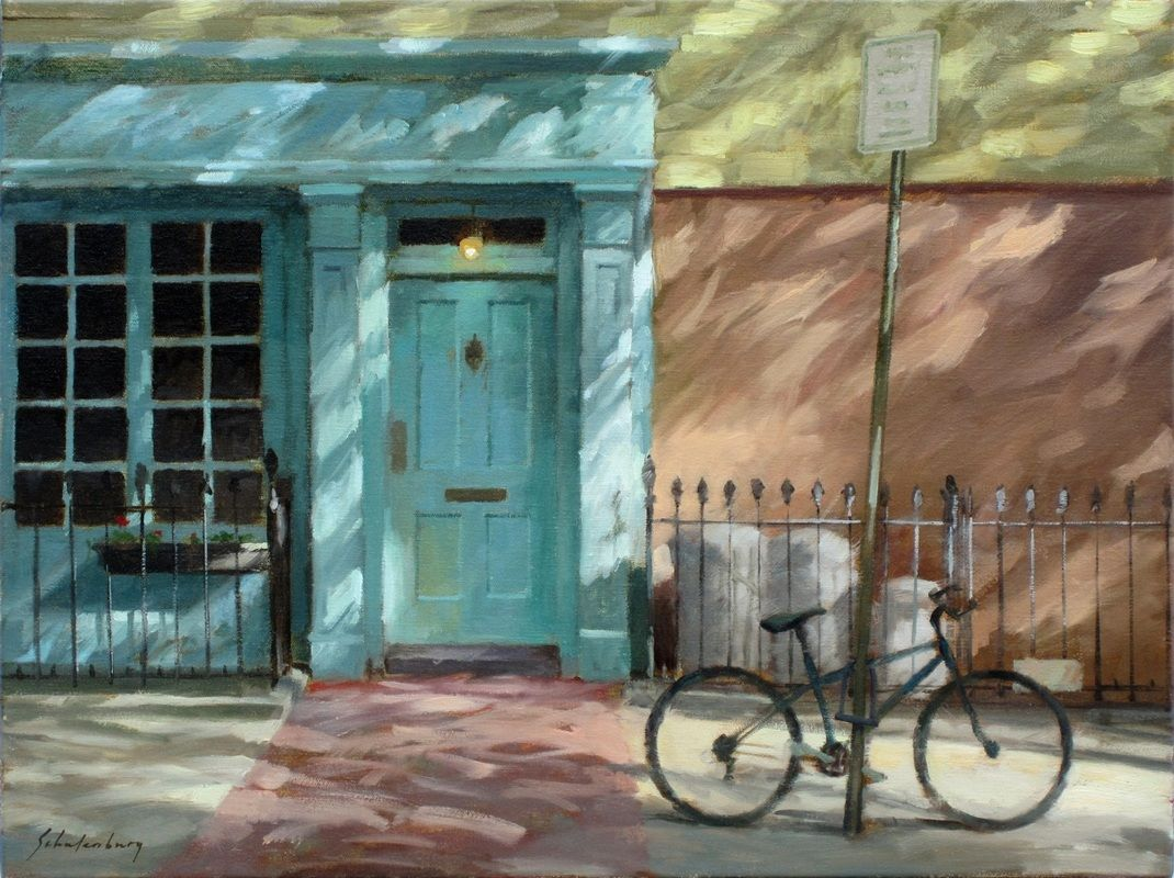 Paul Schulenburg - Art Essex Gallery art@artessex.com