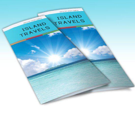 Island Travels Tri Fold 3 Design Tips Short Cuts Pinterest