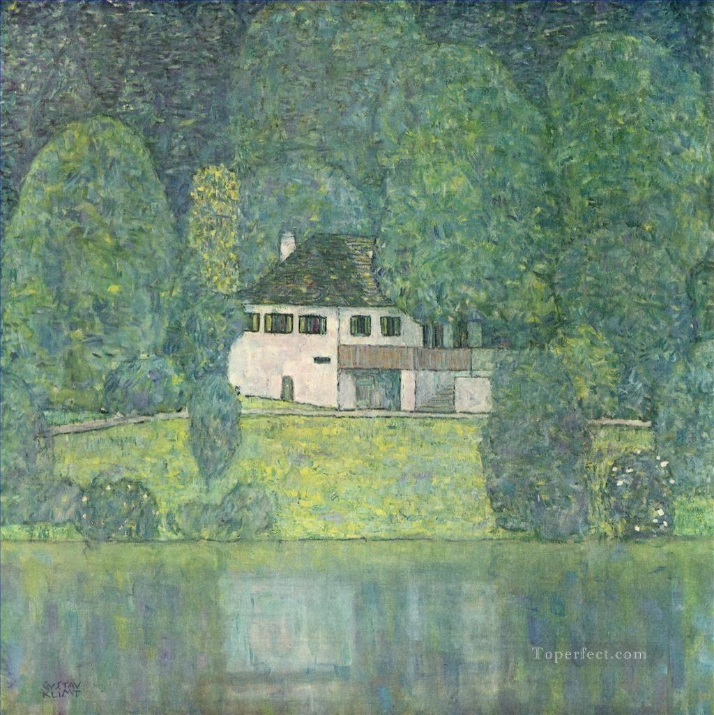Klimt Landscape Untitled Landscape Gustav Klimt Klimt Paintings Klimt Art Klimt