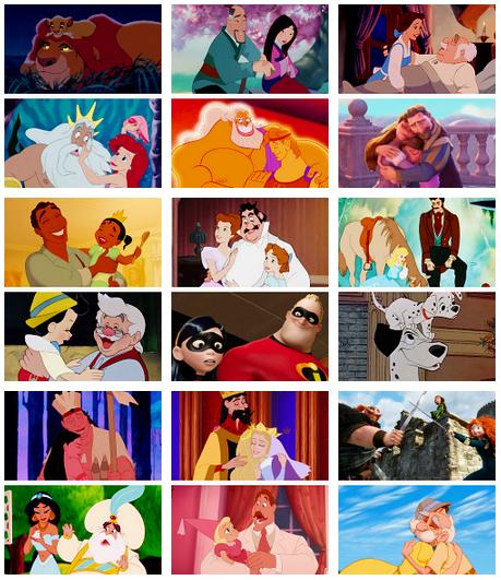 Disney Fathers