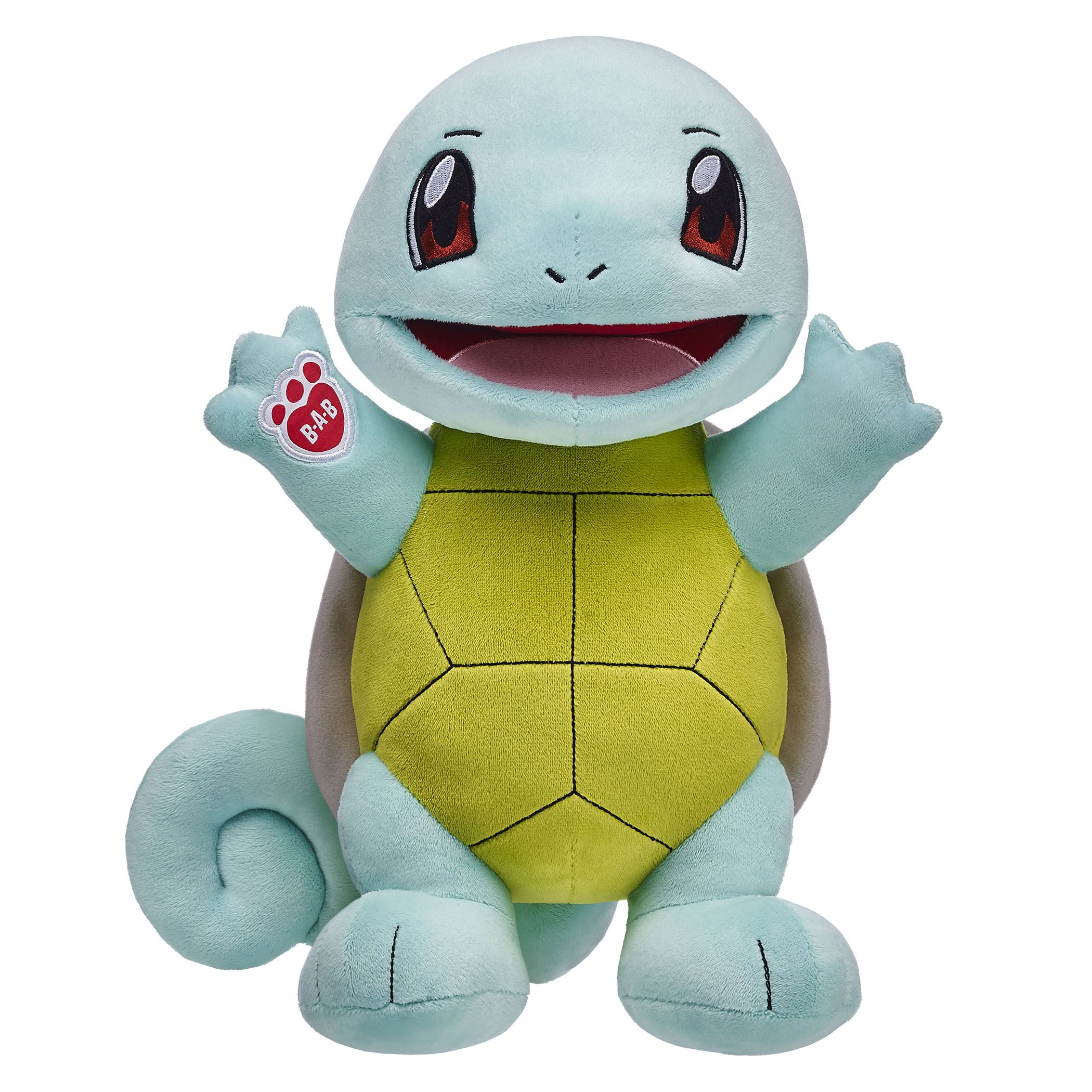 90466a7c Exclusive: Build-A-Bear Chooses Squirtle as Next Pokemon Plush ...