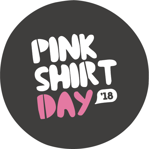 Account Suspended Pink Shirt Day Day 17