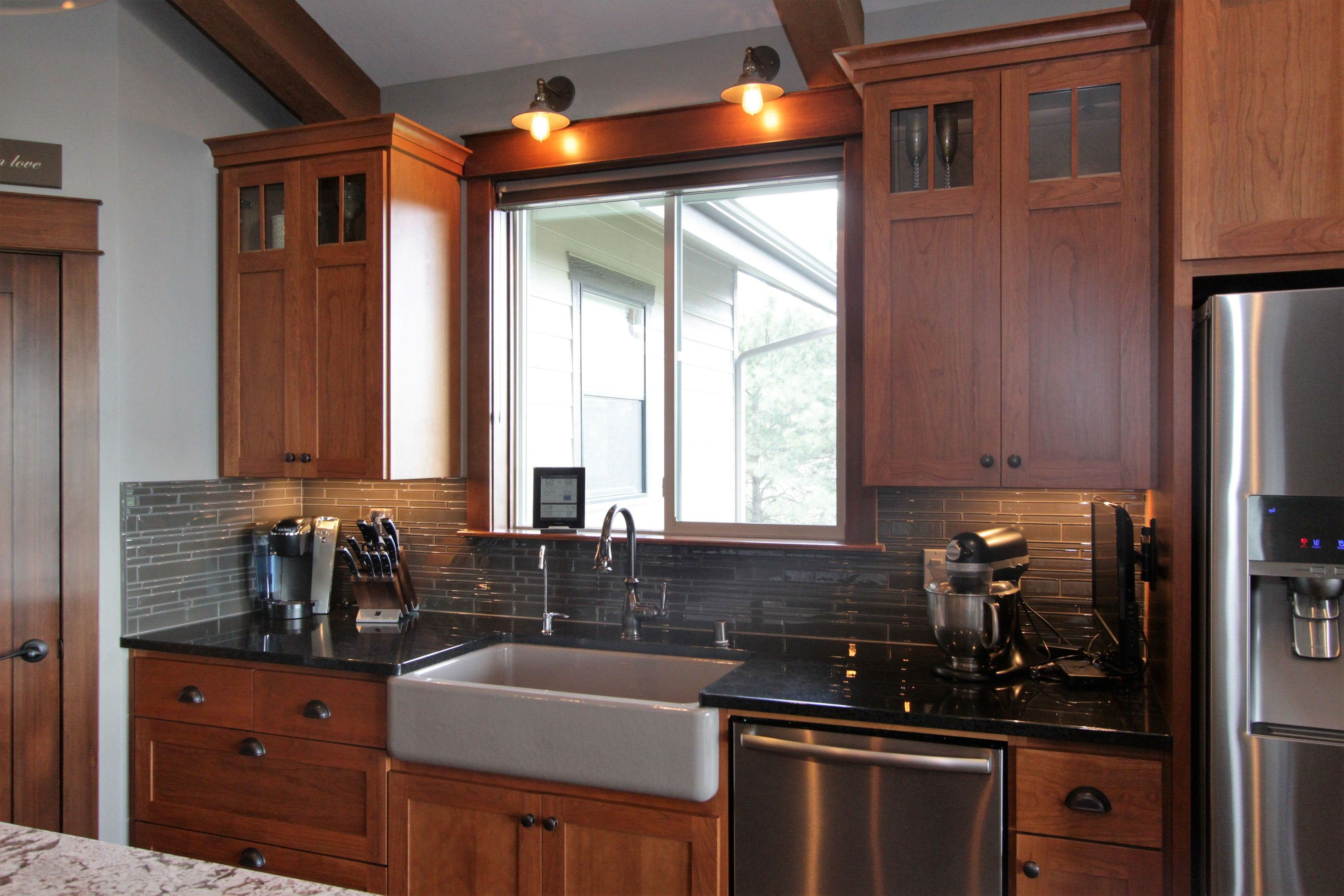 Affordable Custom Cabinets - Showroom   Glass cabinet ...