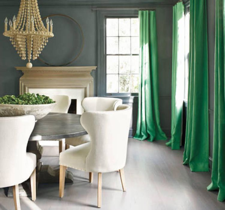 Pick Best Feng Shui Colors for Your Home | Comedor de color ...