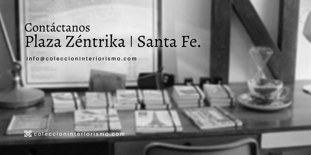 Contáctanos @CInteriorismo  #CI