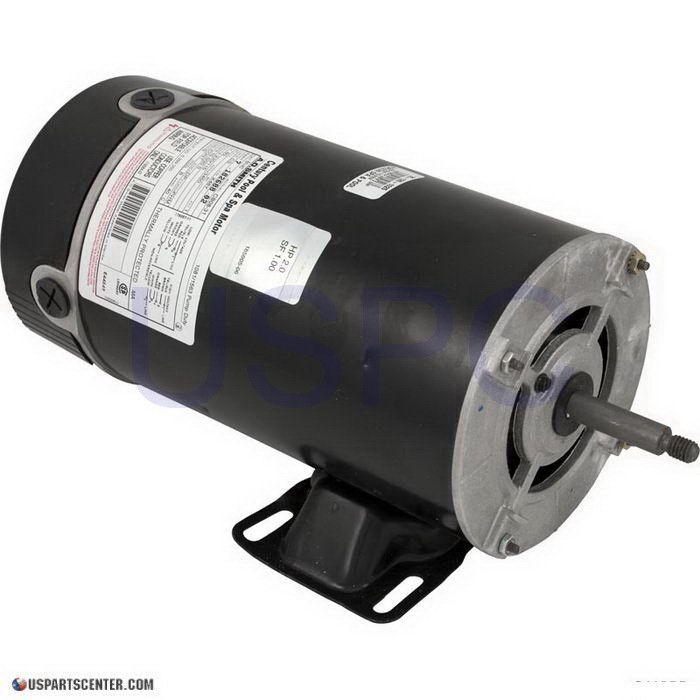 AOS Motor 48FR 2.0HP Sgl Spd 115/230V