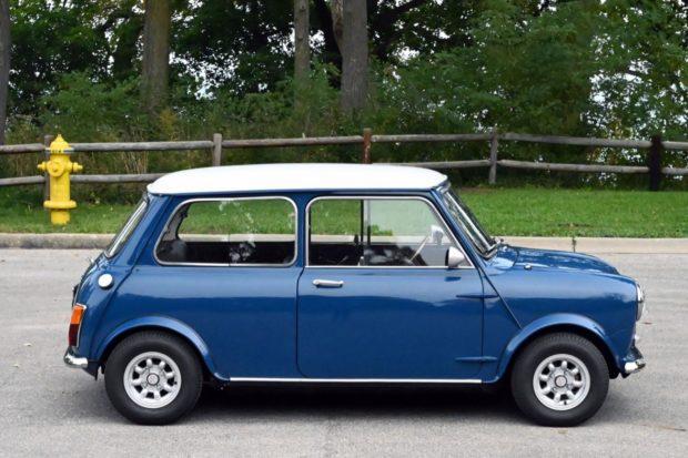 No Reserve 1967 Austin Mini Cooper S Mini Cooper S Old Mini Cooper Mini Cooper Classic