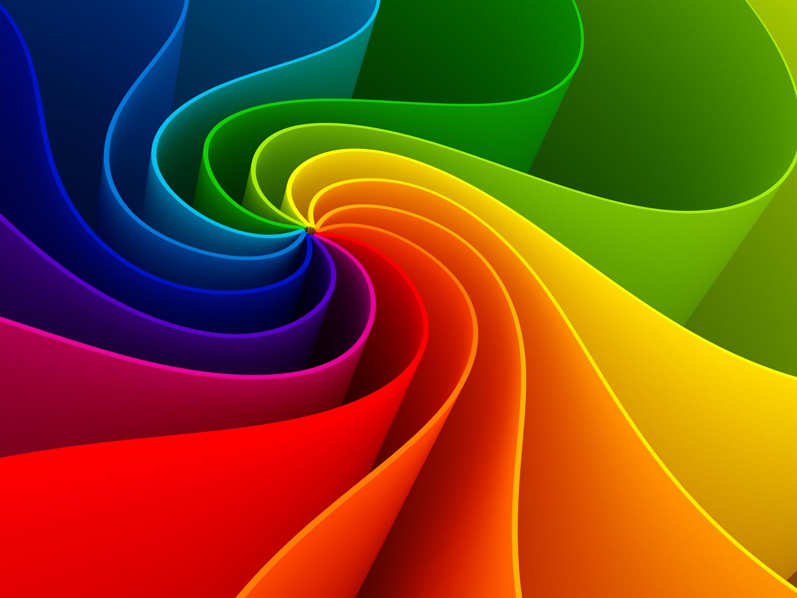 Renkleri Dinliyorum | Rainbows and Color wheels