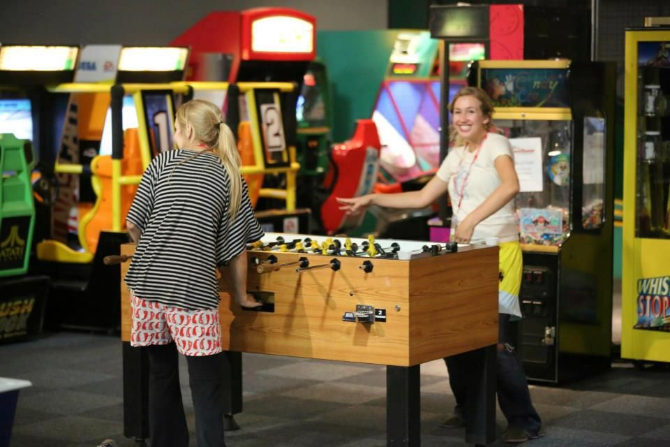 Octane Raceway provides even more opportunities to play!  If you crave excitement of a different kind, Octane's arcade is packed with a variety of head-to-head competition games as well as your favorite sporting games.