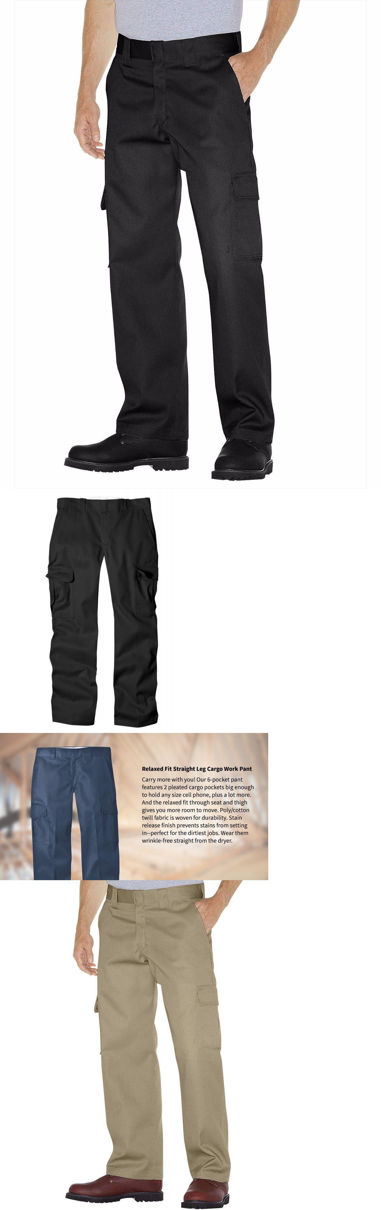 Military Tactical BDU Pants Propper Uniform Cargo Pant Black Cotton Twill F5250