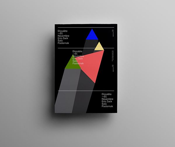 New Posters on Behance