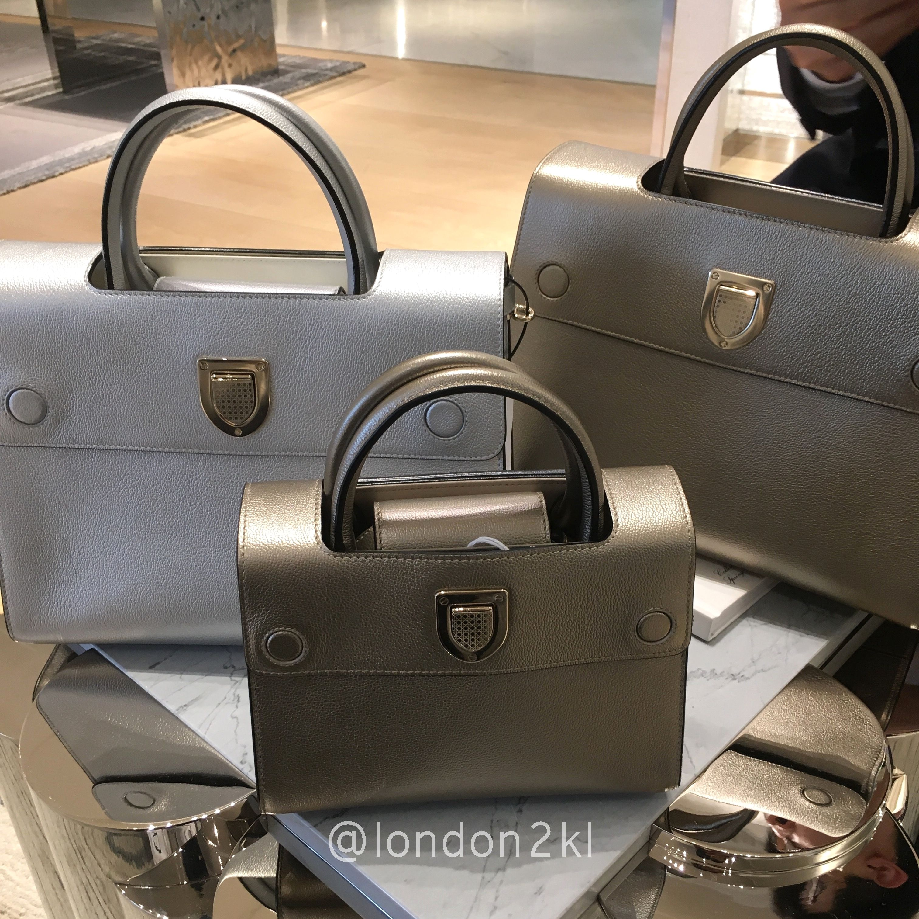 b8f524a74b Diorever Bags in Mini and Medium Size ❤❤❤ it? Order now. Once it's gone,  it's gone! Just WhatsApp me +44 7535 715 239, Erwan. Click my account name  for ...