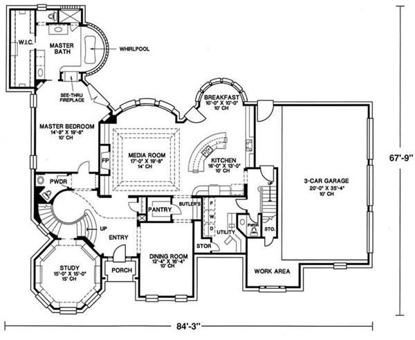 explore mansion floor plans and more