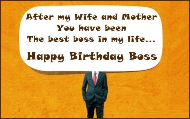 Funny Birthday Quotes For Your Boss Quotes Pinterest Birthday