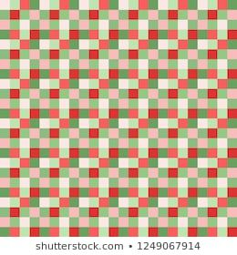 Seamless geometric pattern vector graphic shades of red and green wallpaper simple also rh pinterest