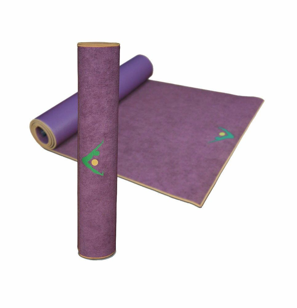 8ac26219d1 The 5 Best No-Slip Yoga Mats for Even the Sweatiest Hot Yoga Sessions |  This mat was designed specifically for hot, active yoga—and it shows.
