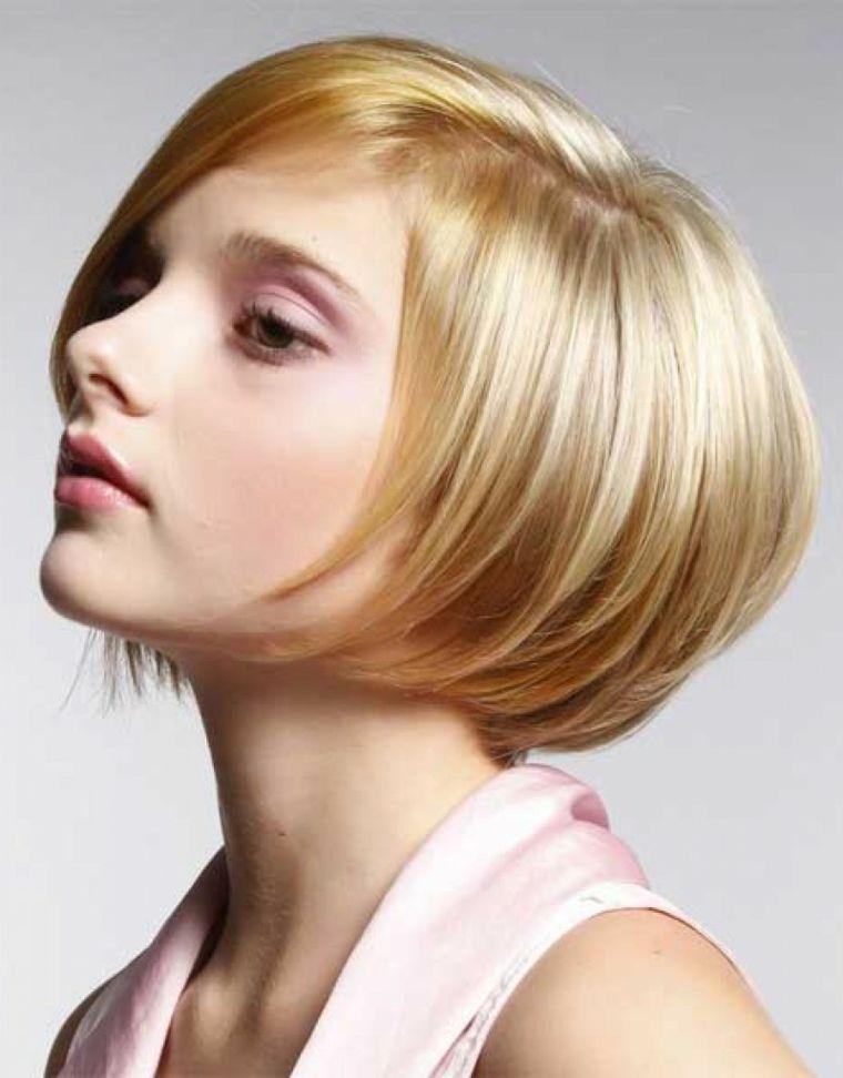 Cortes de cabello para mujer melenas cortas