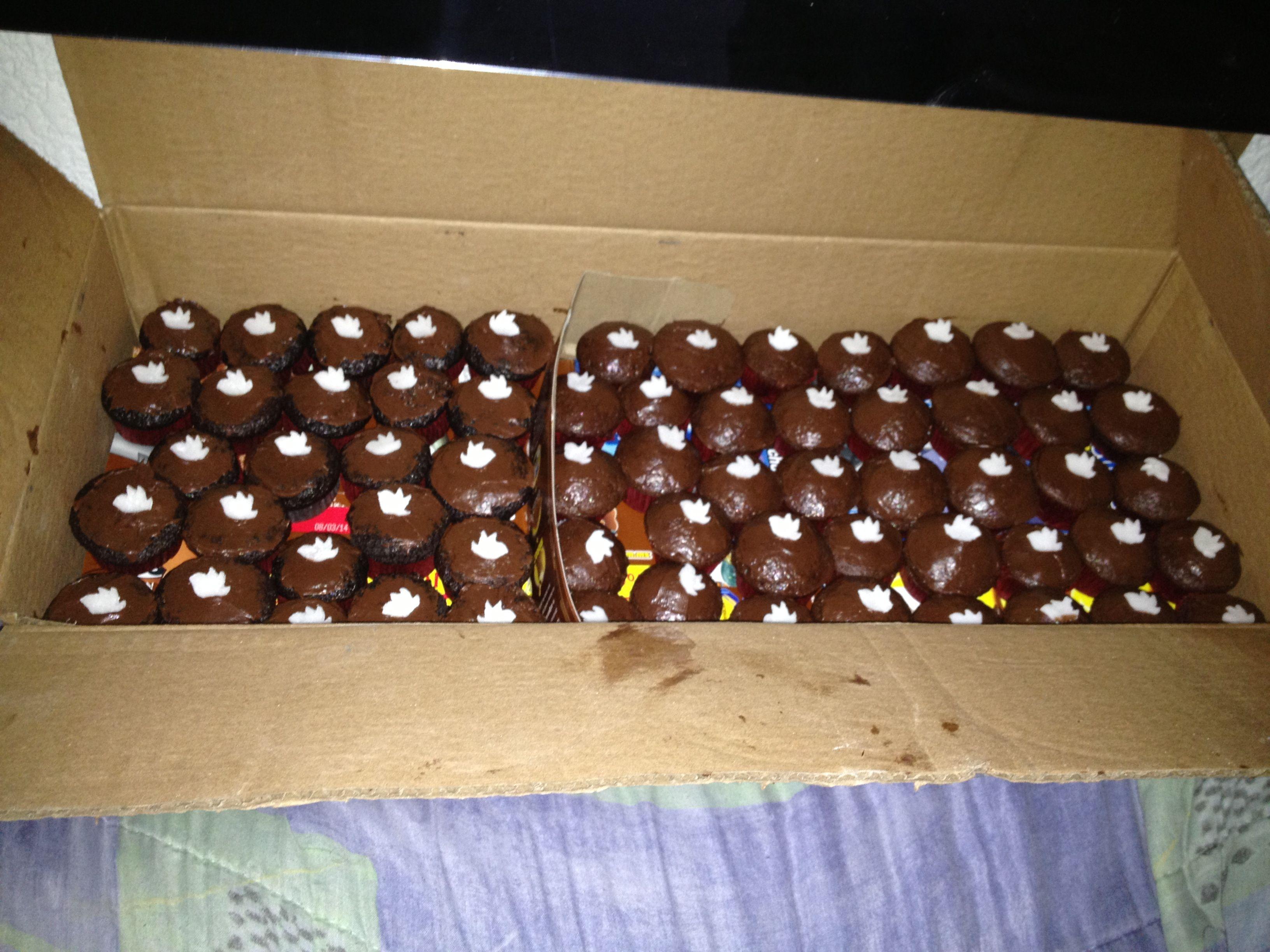 Cupcakes primera comunión