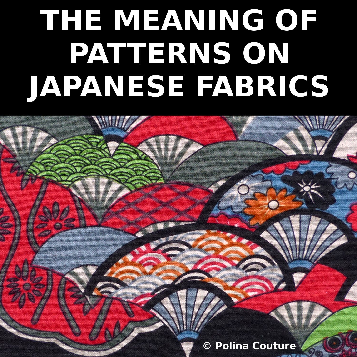 The Meaning of Traditional Japanese Patterns in 2020