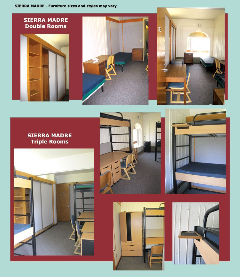 Cal Poly Dorm Room Photos