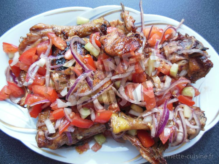Recettes africaine poulet - Cuisine africaine facile ...