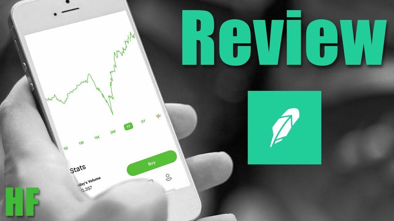 Robinhood app review after 4 years of use robinhood