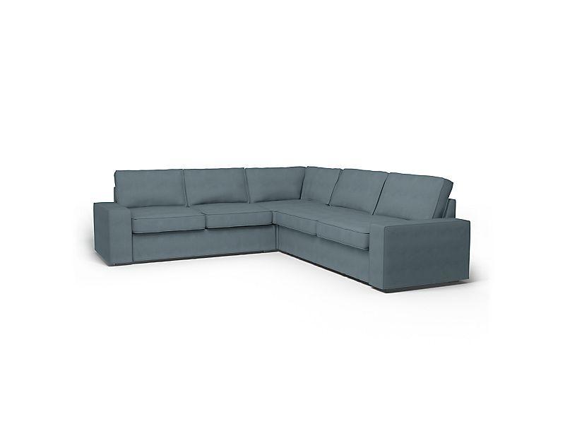 Slipcover For Ikea Kivik Corner Sofa Covers Sofa Covers Slipcovers