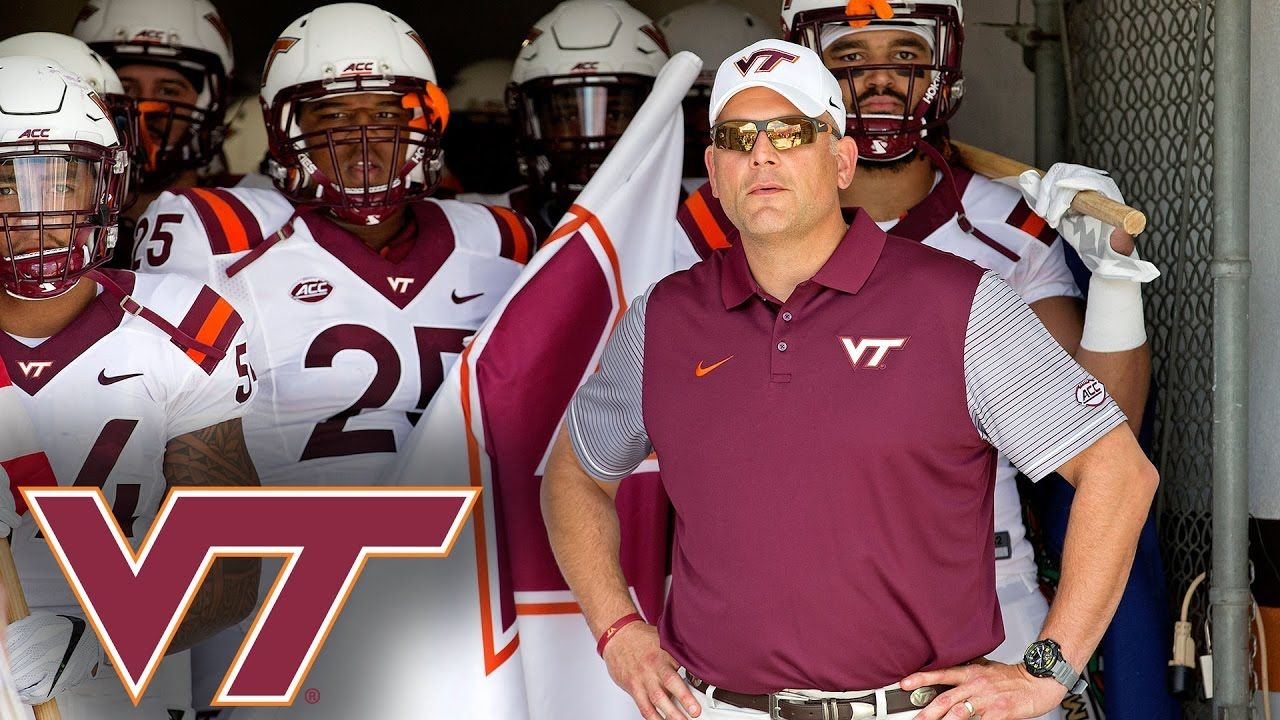 Virginia Tech head coach Justin Fuente has no easy task